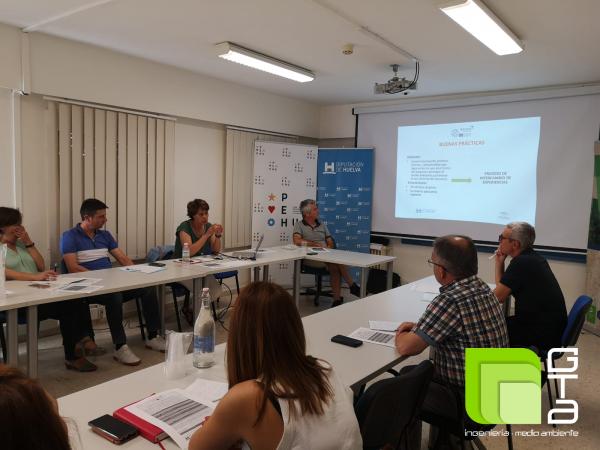 4º Encuentro de expertos y grupos de interés en el sector del cicloturismo en la provincia de Huelva