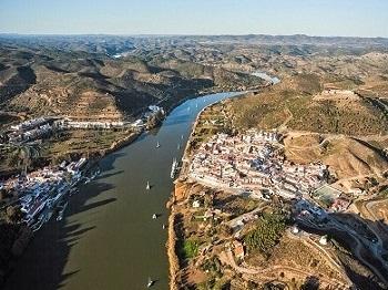 Estudio para la ordenación urbanística del Bajo Guadiana