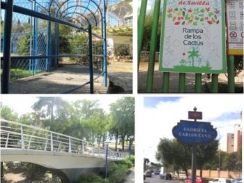 Inventario y SIG Parques y Jardines de Sevilla