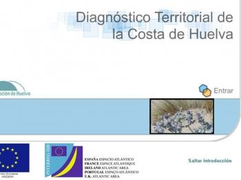 SIG diagnóstico territorial Ruta de las Bahías