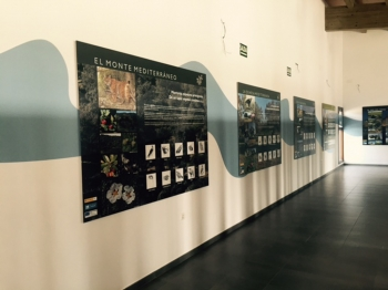 Construcción de centros de interpretación de la naturaleza en la provincia de Huelva