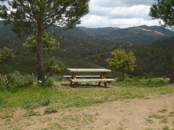 Rehabilitación de observatorio de aves y sendas peatonales en Santa Bárbara de Casa