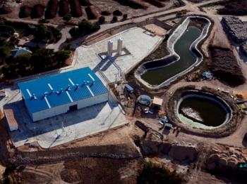 Instalaciones para valorización de plásticos en la Planta de Tratamiento Dehesa Bolaños