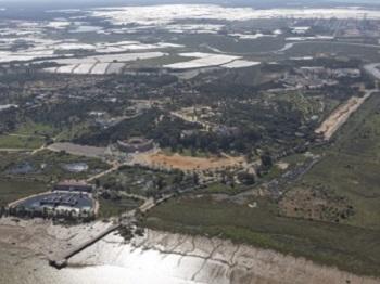 Evaluación y seguimiento ambiental. Proyecto de adecuación de Lugares Colombinos en La Rábida.